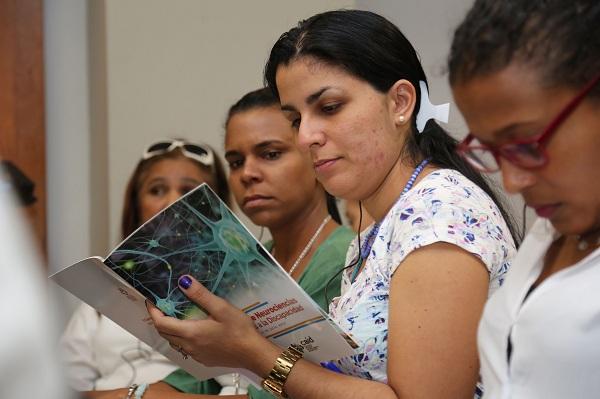 Despacho Primera Dama auspicia capacitación en neurociencias para niños con autismo