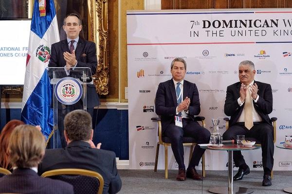 Presentan a RD como HUB del Caribe para comercio con el Reino Unido