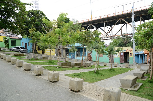 Parque Ecológico y Fluvial La Barquita está casi listo