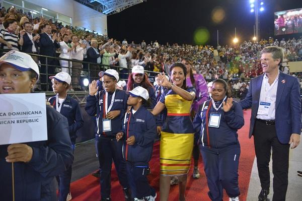 Inicia la fiesta mundial de la inclusión con actividades de Olimpiadas Especiales