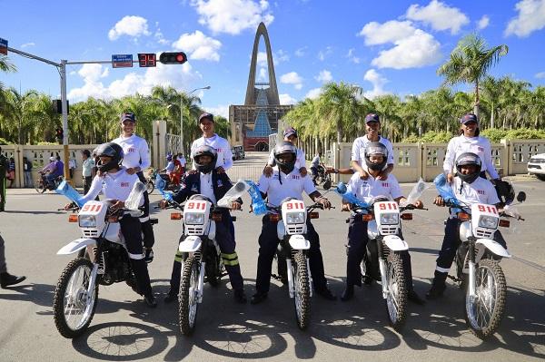 Presidente Danilo Medina deja en funcionamiento servicio 911 en Higüey
