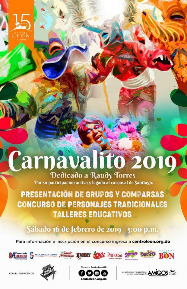 Centro León celebra Carnavalito