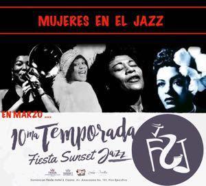 Jazz en Dominicana programación de marzo 2019