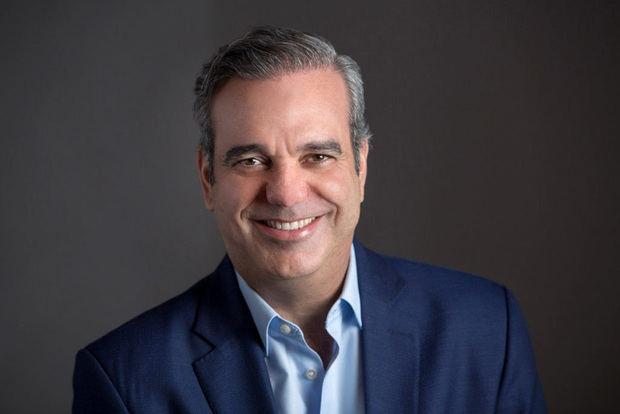 Luis Abinader 2020 candidato presidencial PRM.