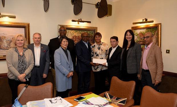 El Centro Global de Resiliencia Turística brinda ayuda a Bahamas