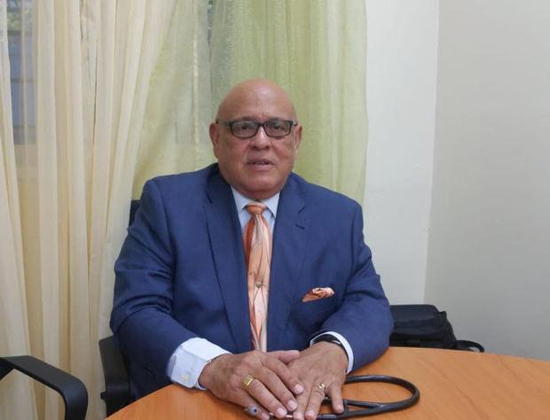 Doctor Francisco Eugenio Moscoso Puello.