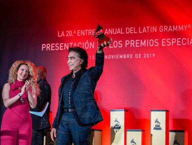 Cantautor Venezolano José Luis Rodriguez 'El Puma'.