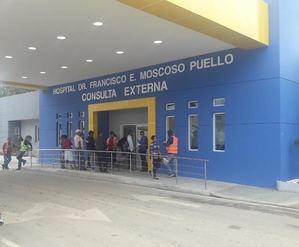 Hospital docente universitario doctor Francisco Eugenio Moscoso Puello.
