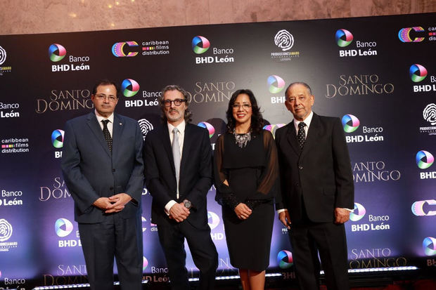 Presentan premier documental histórico Santo Domingo