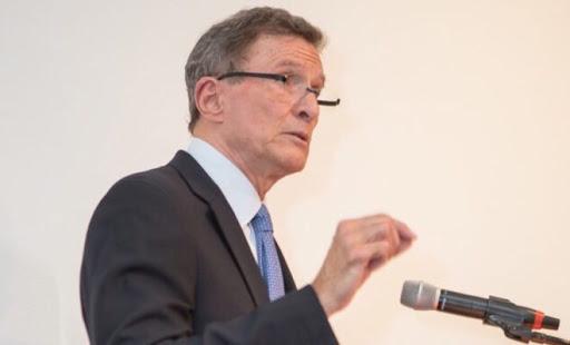 Director de Asuntos Internacionales del PRM, Roberto Álvarez.