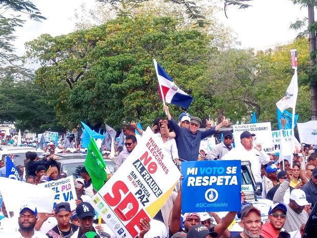 Manuel Jiménez asegura que ganará las elecciones municipales.