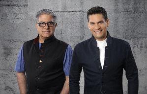 Deepak Chopra e Ismael Cala.