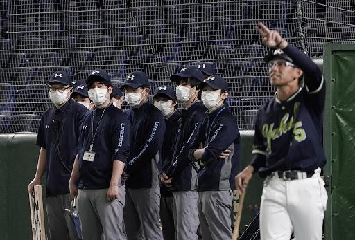 Aplazan inicio de béisbol en Japón por el coronavirus