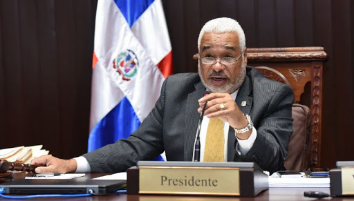 Presidente de la Cámara de los Diputados de la República Dominicana, Radhamés Camacho, da  positivo a las pruebas médicas del coronavirus.