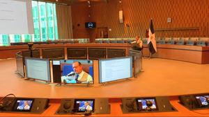 UNESCO cierra sesión extraordinaria con interpretación del embajador José Antonio Rodríguez.