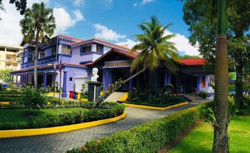 Casa del Partido de la Liberación Dominicana, PLD.