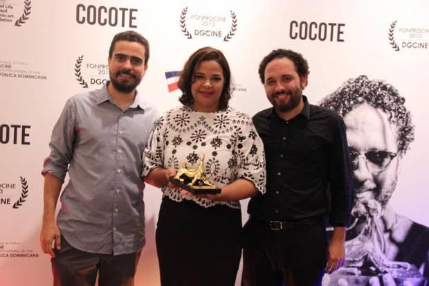 """DGCINE realiza cóctel de para celebrar estreno """"Cocote"""""""