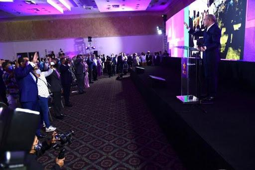 El PLD juramenta a tres exministros de Defensa sirvieron a sus Gobiernos