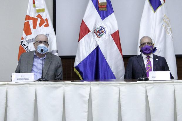 Archivo General de la Nación y el Supremo Consejo del Grado 33 firman convenio de colaboración