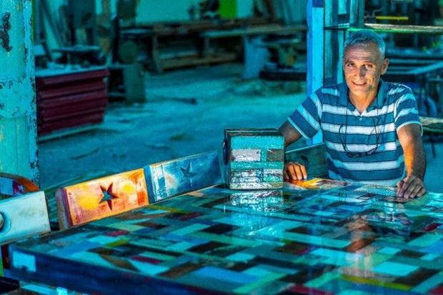 Georges Thevenet rendirá tributo al artista Ney Díazh con exposición en Punta Cana