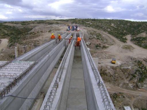 Reanudan construcción de presa Boca de los Ríos en Santiago Rodríguez