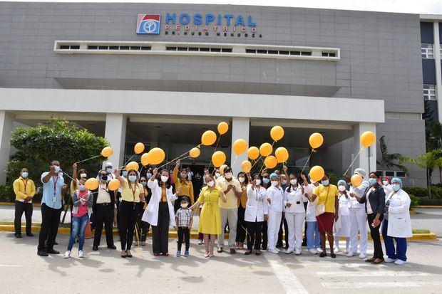 Pacientes reciben los mejores cuidados en Unidad de Hemato-Oncología del Hospital Hugo Mendoza