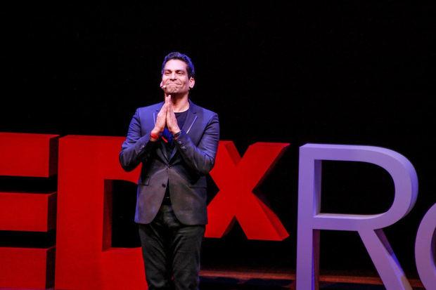 Ismael Cala conmovió al público con una conferencia sobre neutralidad y salud mental