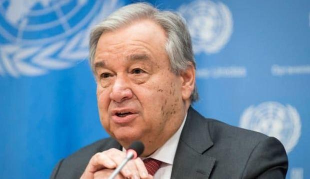 """""""Hay que silenciar las armas y centrarnos en el enemigo común: el virus"""", dice Guterres"""