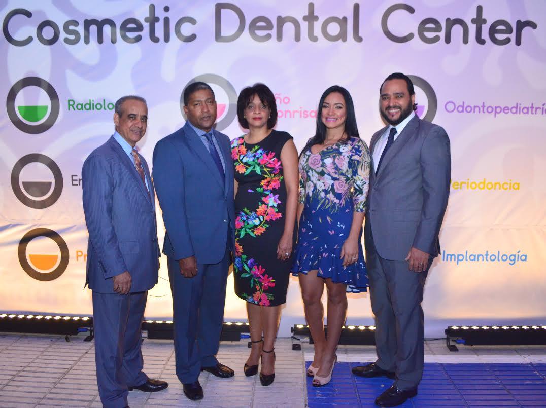 Inauguración instalaciones Cosmetic Dental Center