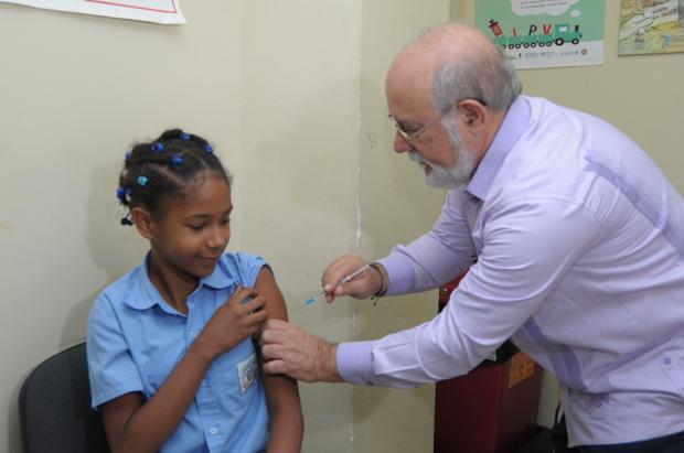 Ministerio de Salud inicia la Semana de vacunación de Las Américas