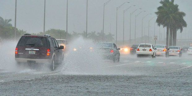 Incrementos de las lluvias. Tormenta Josephine se degrada a vaguada