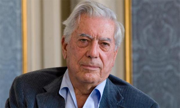 Vargas Llosa estará en el cuarto Hay Festival de Arequipa, su ciudad natal