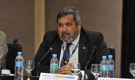 Víctor Viñas presidirá Fondo de Adaptación de ONU sobre Cambio Climático