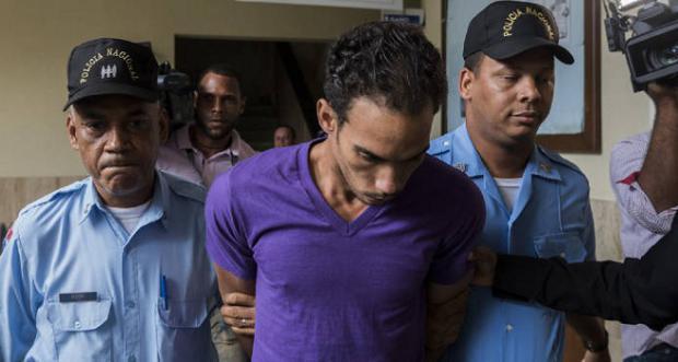 Trasladan a Víctor Portorreal a cárcel en San Pedro de Macorís