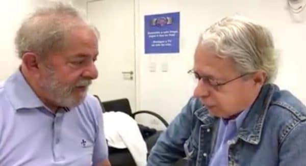 El PT mantiene activo a Lula con la divulgación de vídeos tras su prisión