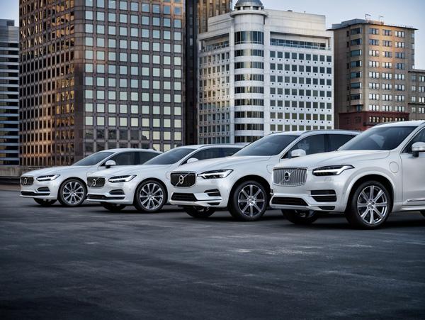 Volvo Cars culmina el 2017 con cifras récord