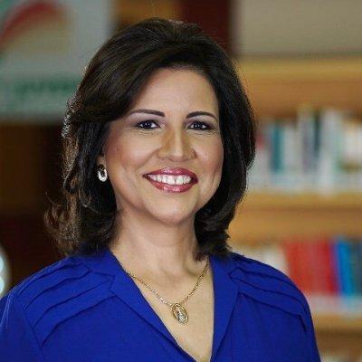 Margarita Cedeño jura como diputada del Parlacen