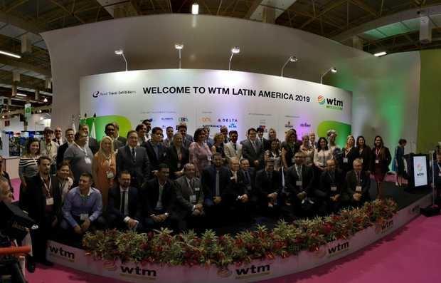 Abre el WTM Latin America 2019 en Brasil