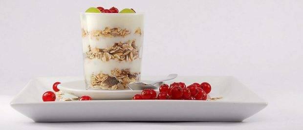 Desayunos con yogur, un sabroso y saludable comienzo