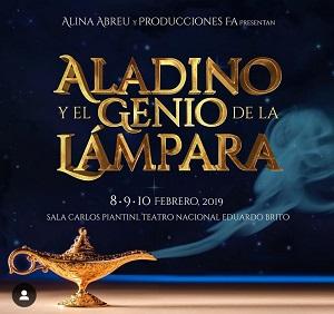 Aladino y el genio de la Lámpara